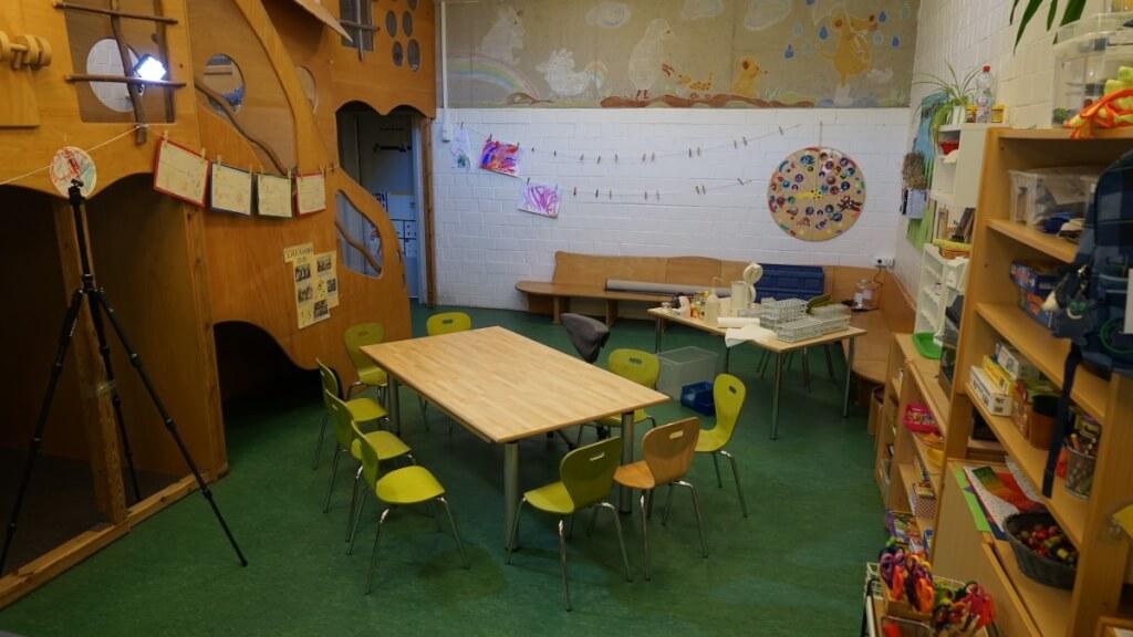 rotkohl im kindergarten