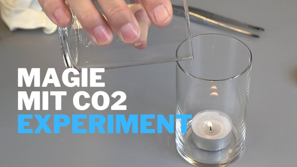 Kohlenstoffdioxid - das Gas aus der Sprudelflasche