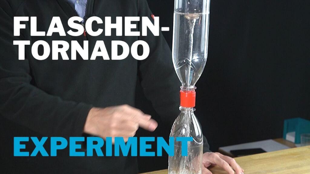 Flaschentornado - Experiment - Gadget