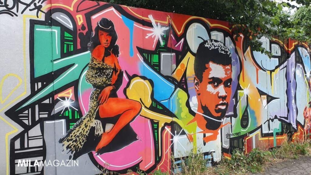 Christiania Graffiti Kopenhagen | MILAMAGAZIN