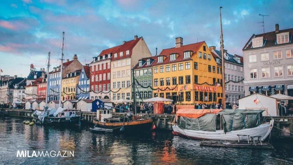 Nyhavn Kopenhagen | MILAMAGAZIN