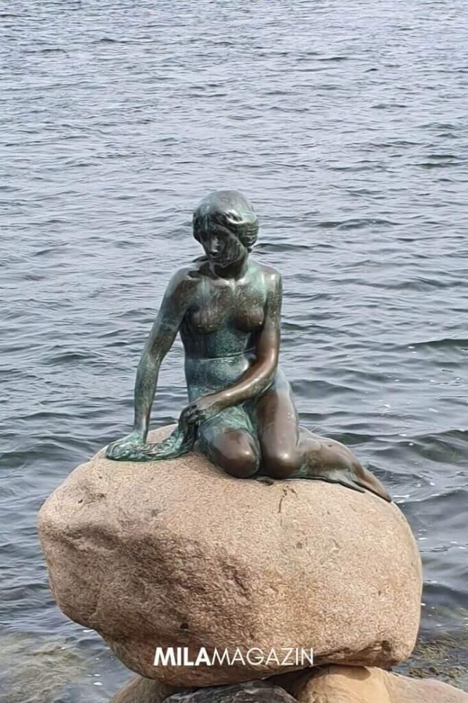 Kleine Meerjungfrau Kopenhagen | MILAMAGAZIN