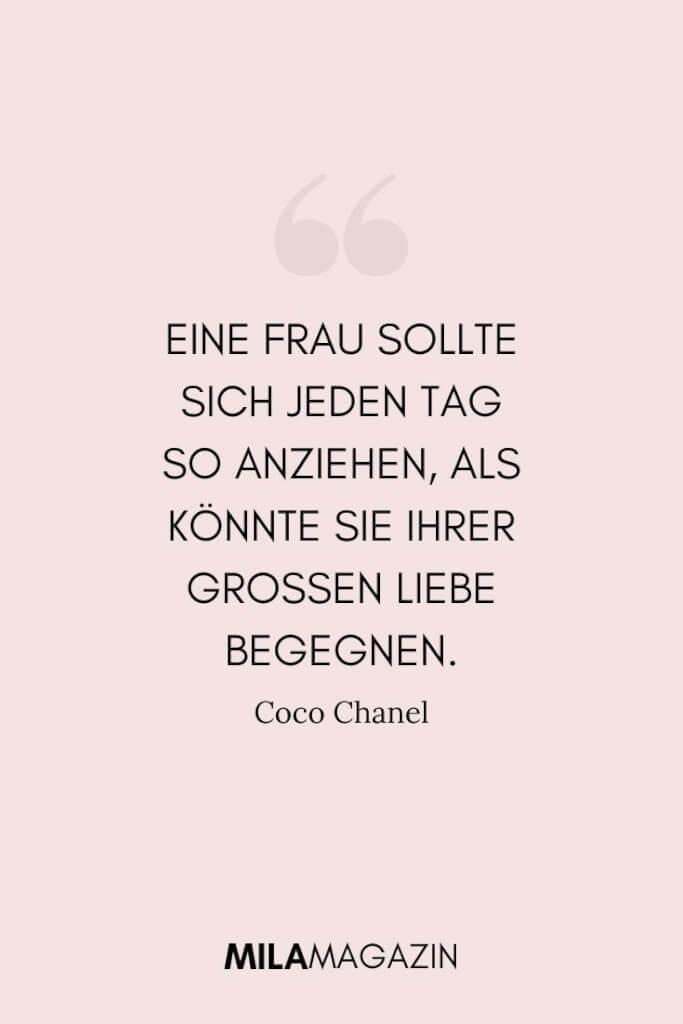 21 Coco Chanel Zitate Die Jede Frau Kennen Muss
