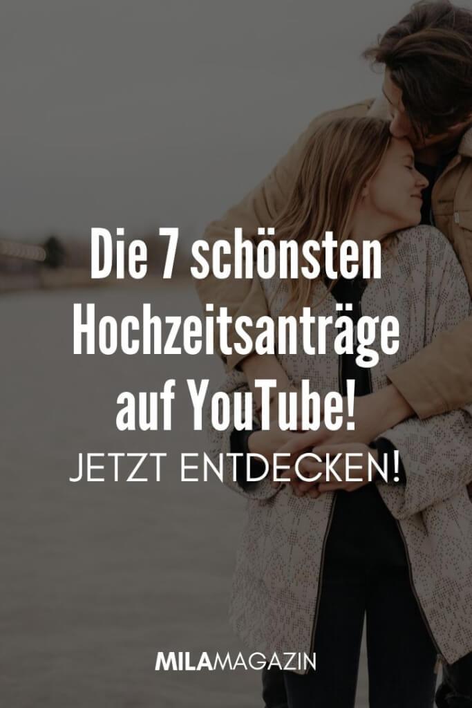 Die 7 schönsten Hochzeitsanträge auf YouTube! | MILAMAGAZIN