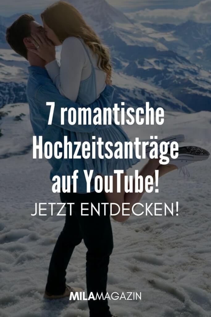 7 romantische Hochzeitsanträge auf YouTube! | MILAMAGAZIN