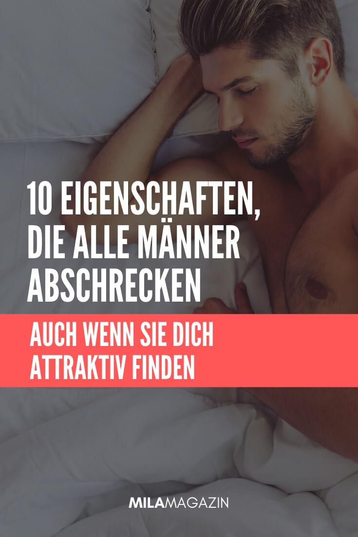 X 10 Eigenschaften, die alle Männer abschrecken, auch wenn sie dich attraktiv finden! | MILAMAGAZIN