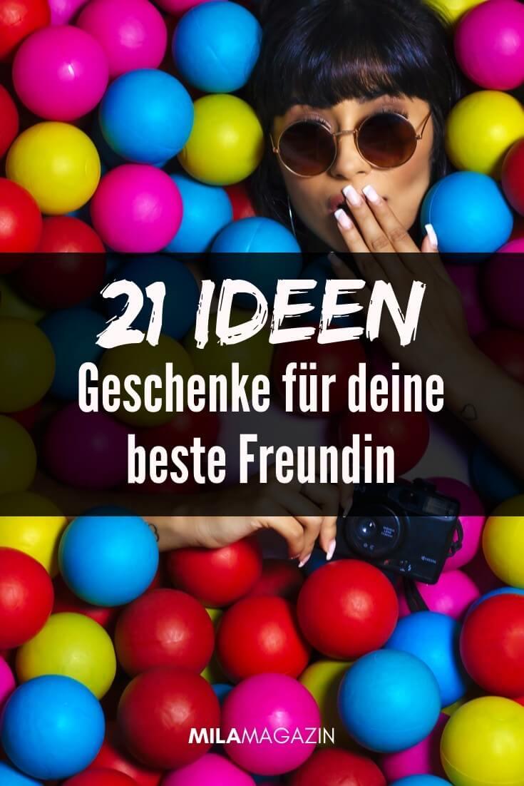21 Geschenkideen für deine beste Freundin! | MILAMAGAZIN
