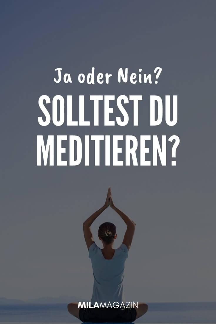 5 gute Gründe, um noch heute mit dem Meditieren anzufangen | MILAMAGAZIN