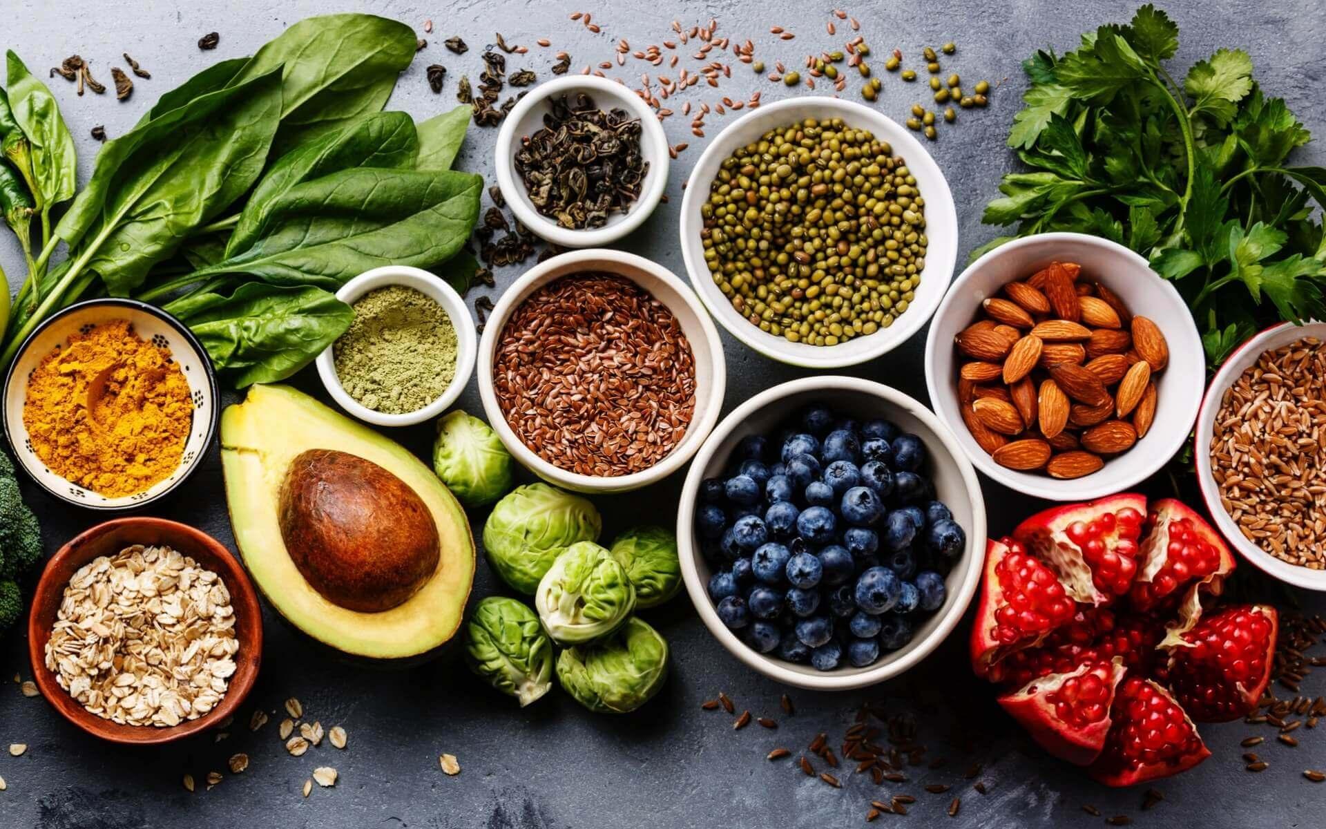 10 Superfoods, um dich stärker & gesünder zu fühlen