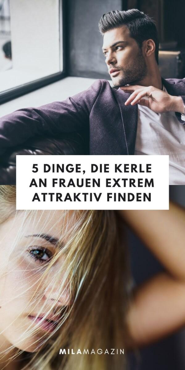 5 Dinge, die Männer an Frauen besonders attraktiv finden | MILAMAGAZIN | #missionliebe