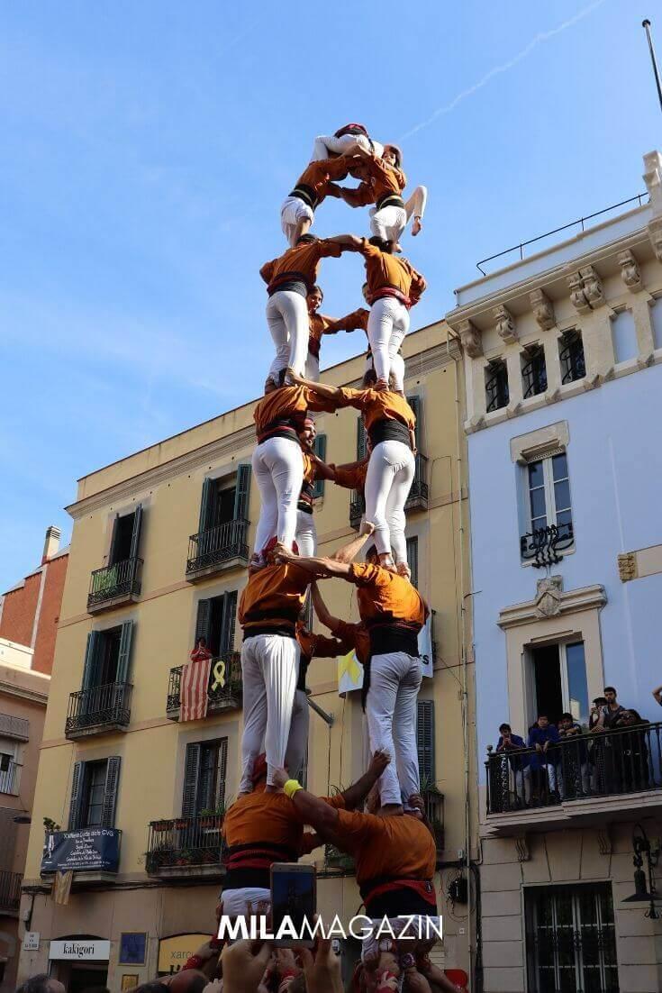 Kurztrip Barcelona – So holst du das meiste aus deinem 3-Tages-Wochendtrip! | Castellers | MILAMAGAZIN