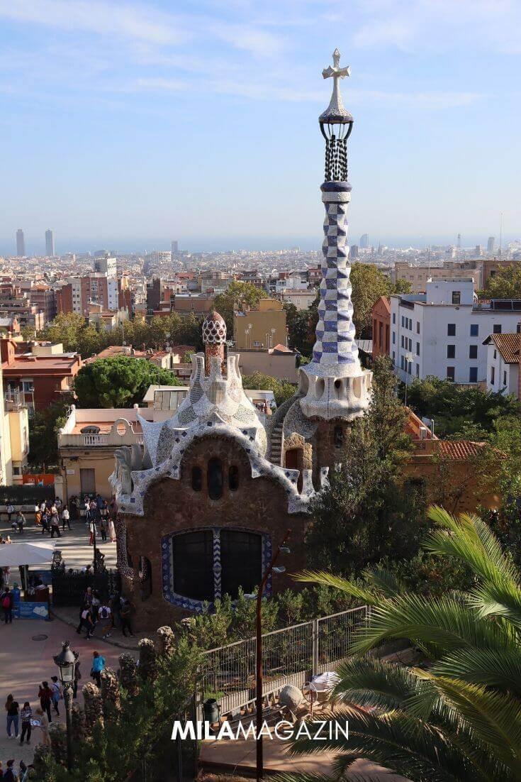 Kurztrip Barcelona – So holst du das meiste aus deinem 3-Tages-Wochendtrip! | Park Güell | MILAMAGAZIN