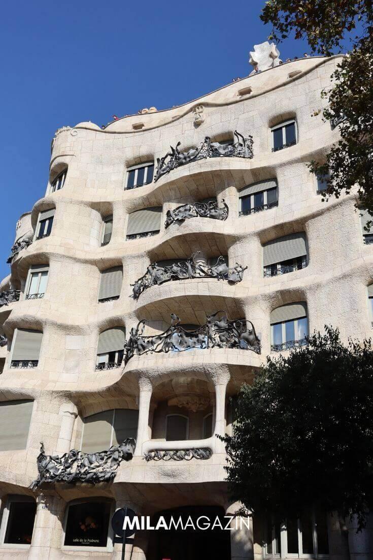 Kurztrip Barcelona – So holst du das meiste aus deinem 3-Tages-Wochendtrip! | Casa Milá | MILAMAGAZIN