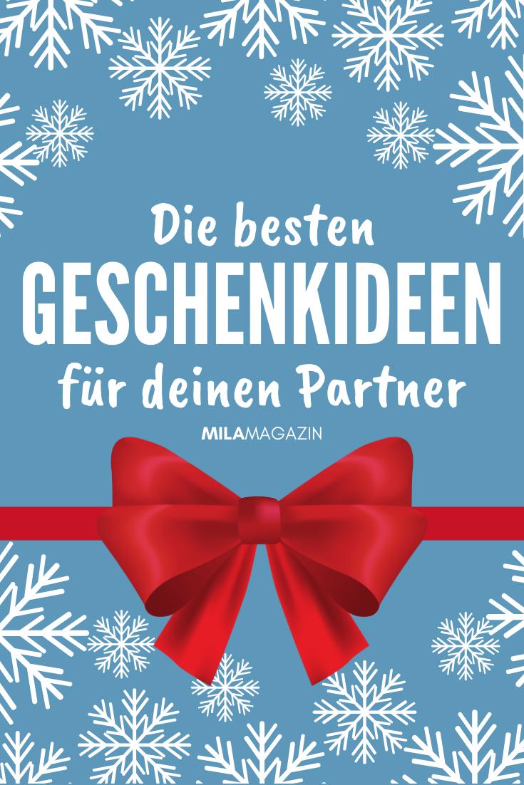 Partnergeschenke: Die besten Geschenke für deinen Partner zu jedem Anlass | MILAMAGAZIN