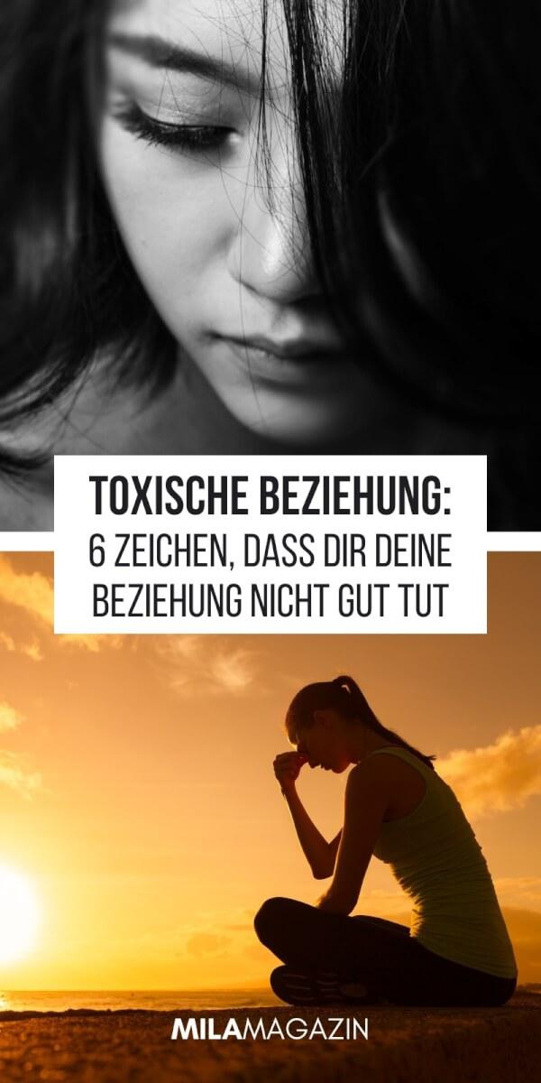 Toxische Beziehung: 6 Zeichen, dass dir deine Beziehung nicht gut tut | MILAMAGAZIN
