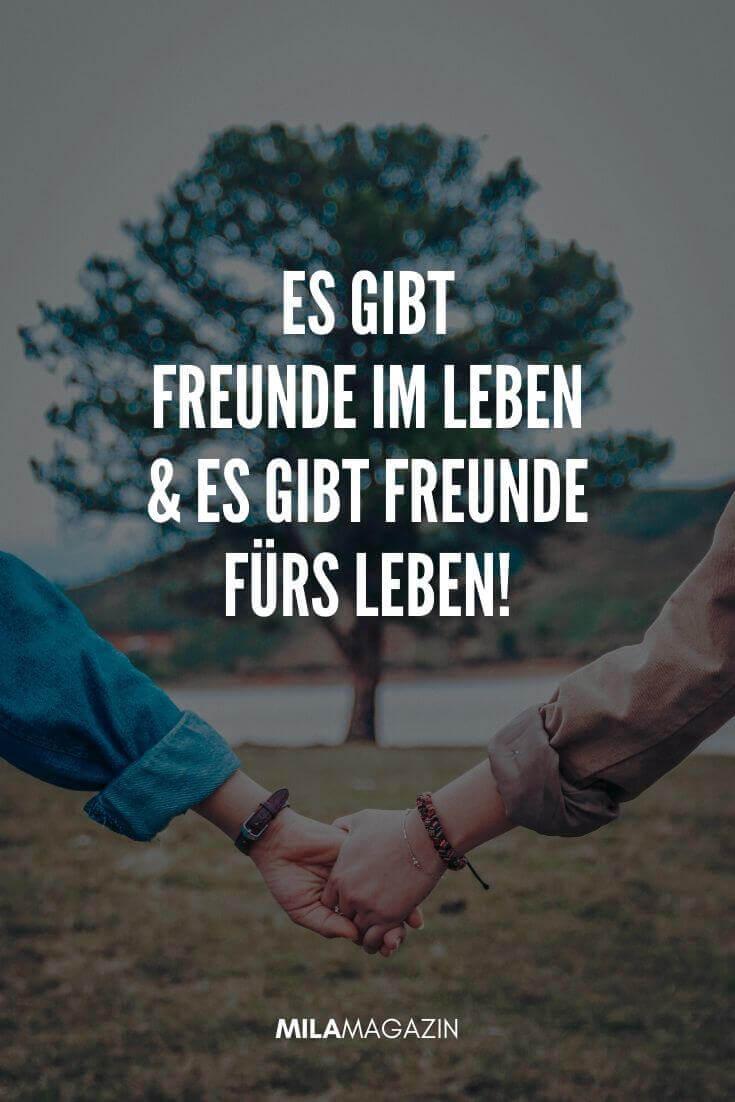 Es gibt Freunde im Leben und es gibt Freunde fürs Leben! | MILAMAGAZIN