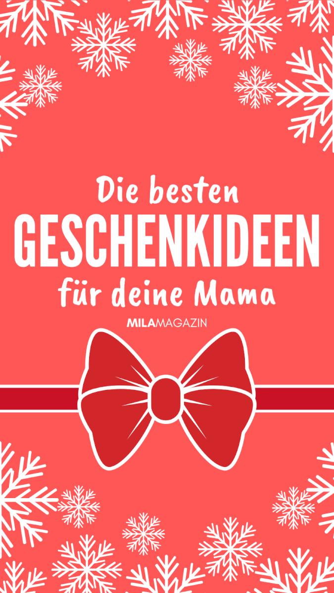 geschenkideen social mama mutter