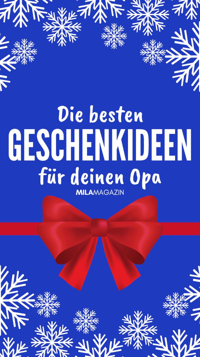 geschenkideen social opa