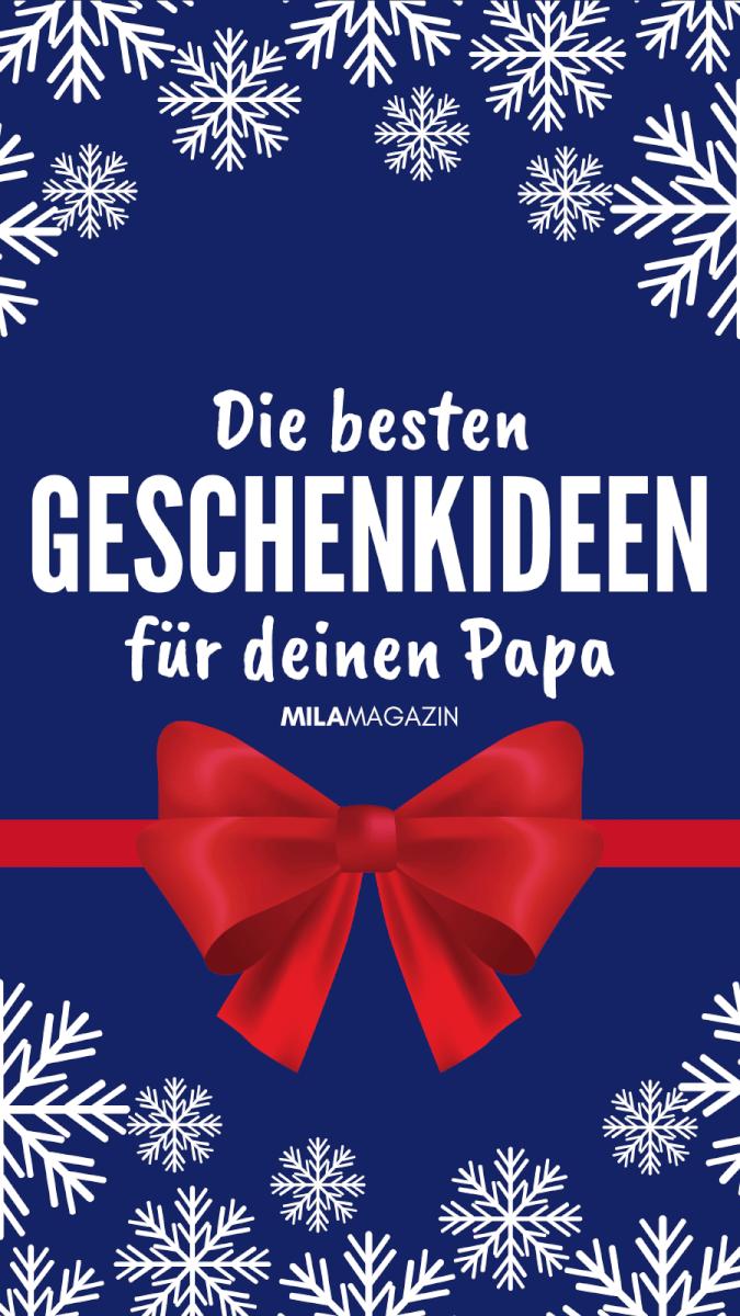 geschenkideen social papa vater papa
