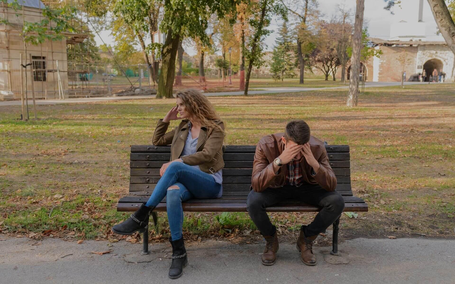 Solltest du deine Beziehung beenden? Wenn er diese 5 Eigenschaften zeigt, solltest du sofort mit ihm Schluss machen