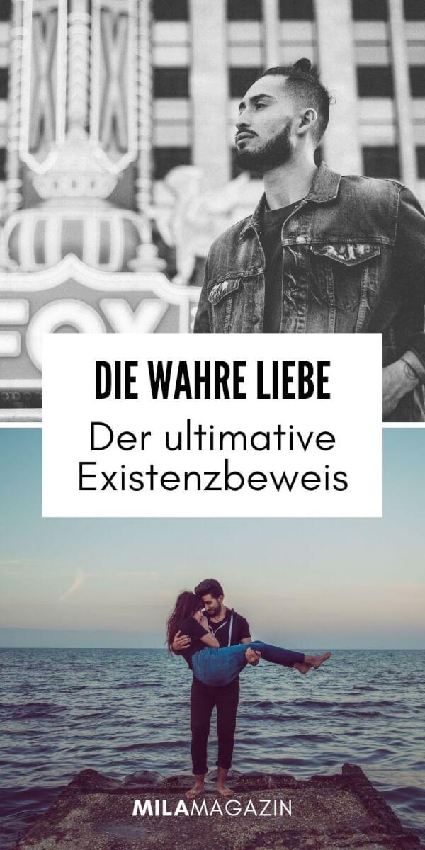 Die wahre Liebe: Der ultimative Existenzbeweis! | MILAMAGAZIN