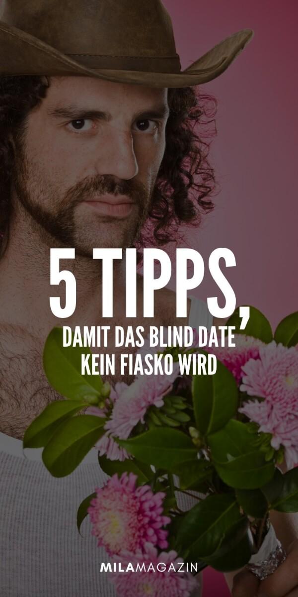 Blind Dates: 5 Tipps, damit es kein Fiasko wird! | MILAMAGAZIN