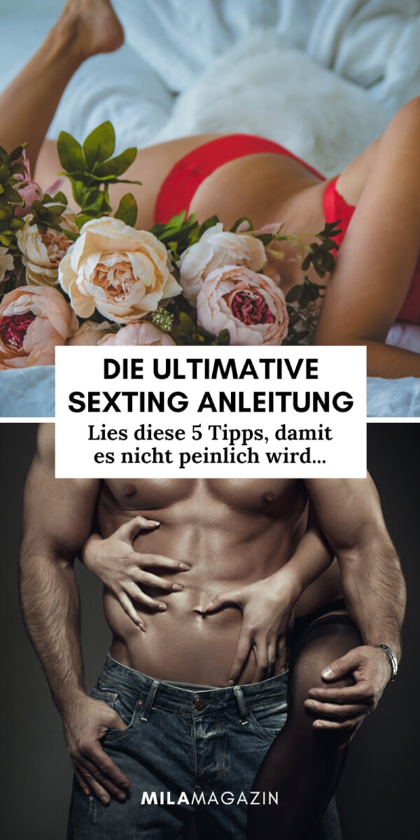 "Sexting: 5 Tipps für digitalen ""Dirty Talk"" 