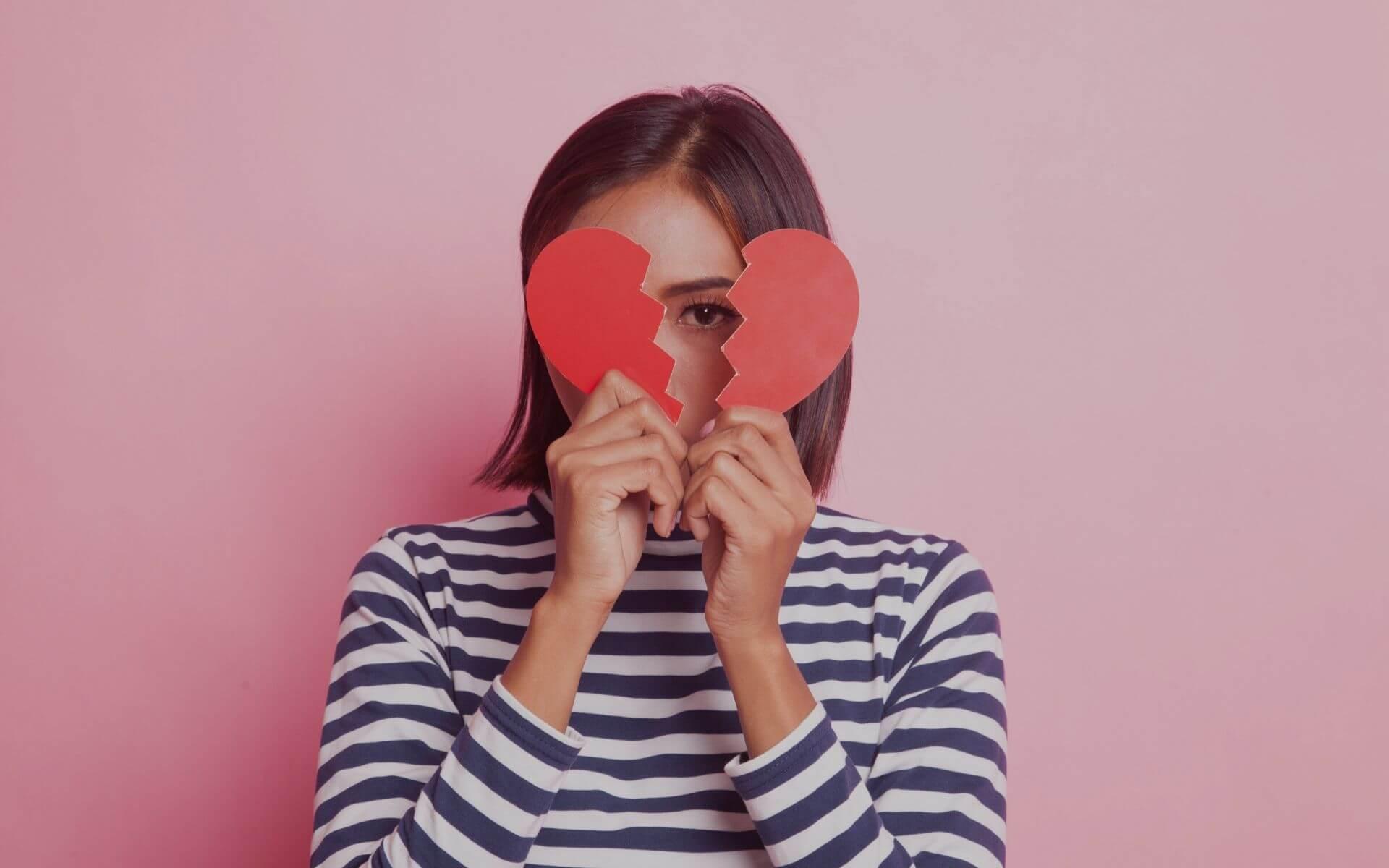 Gebrochenes Herz: 5 Tipps, um wieder lieben zu können