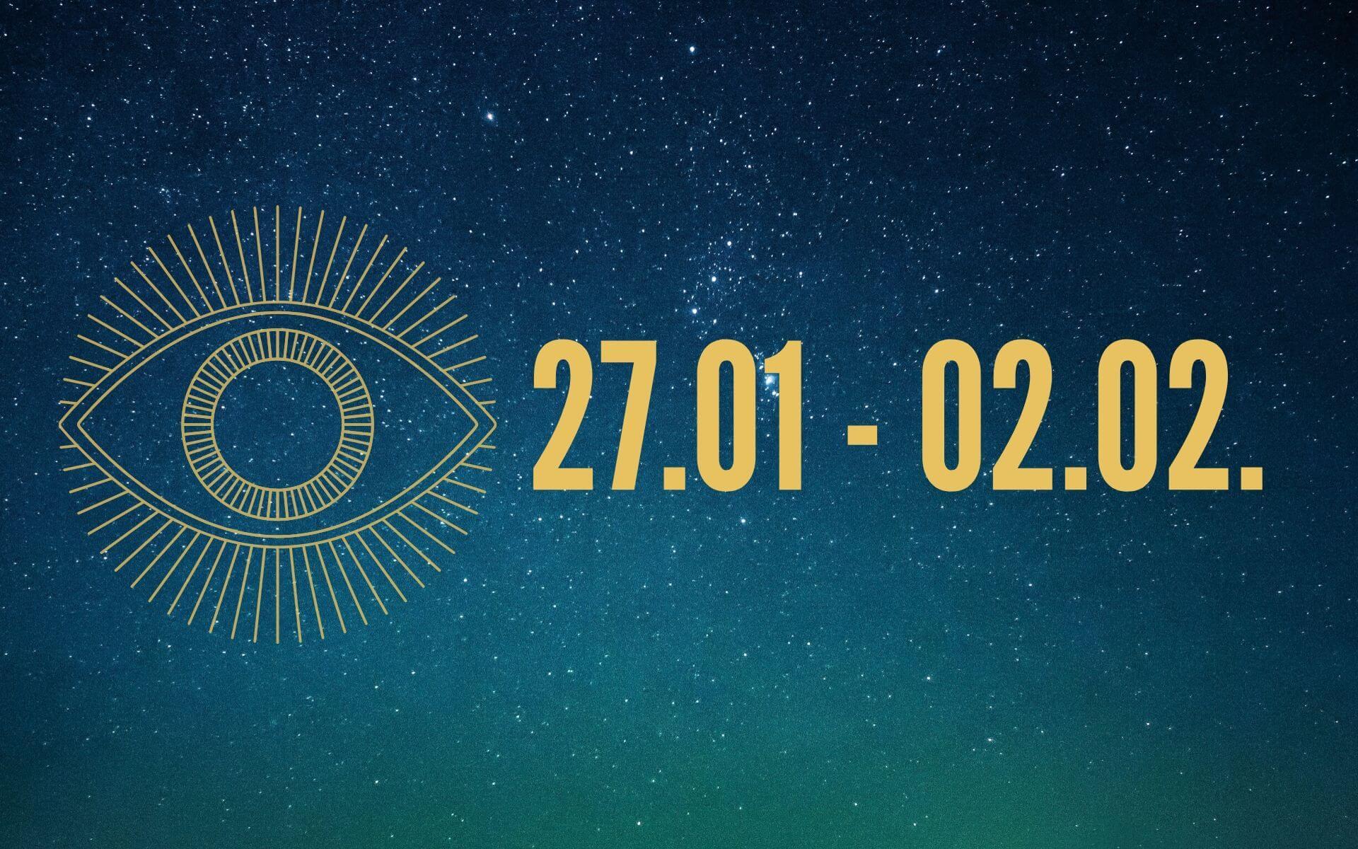 MILAs Liebeshoroskop 27.01. - 02.02. - Was erwartet dein Sternzeichen?