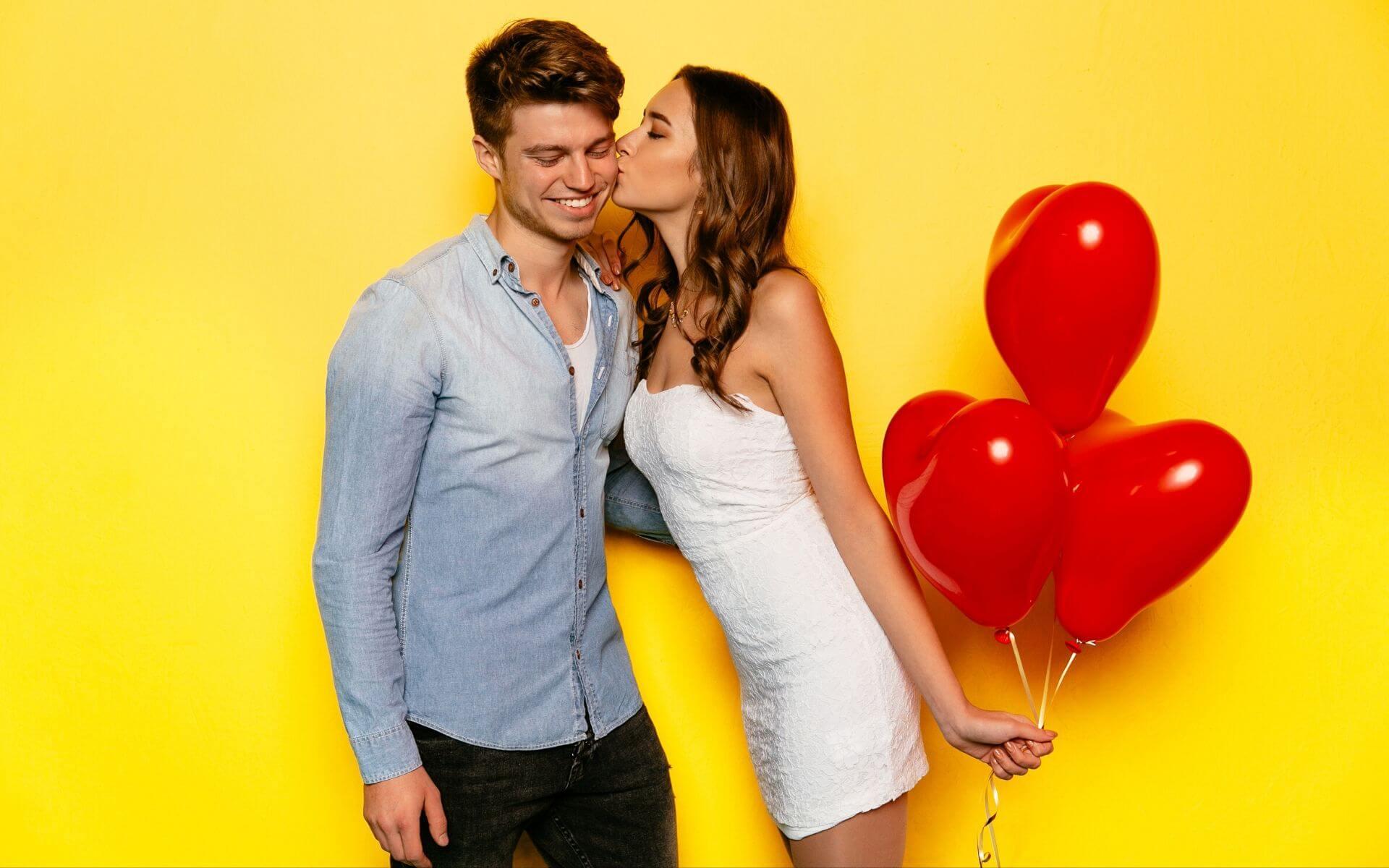 41 romantische und liebevolle Valentinstag Sprüche für deinen Schatz!