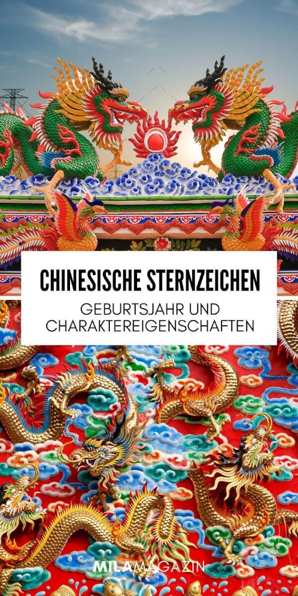 Chinesische Sternzeichen, welche gibt es und was sagen sie über deinen Charakter aus? | MILAMAGAZIN