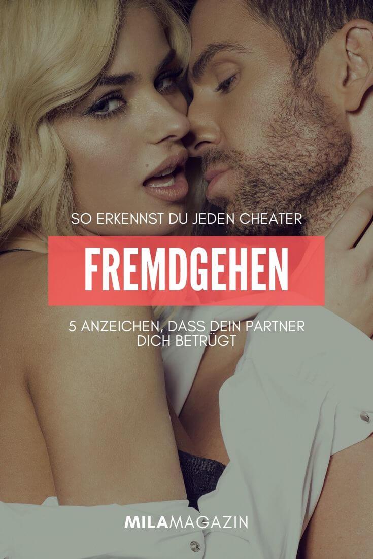 Fremdgehen - 5 Anzeichen, dass dein Partner dich betrügt | MILAMAGAZIN