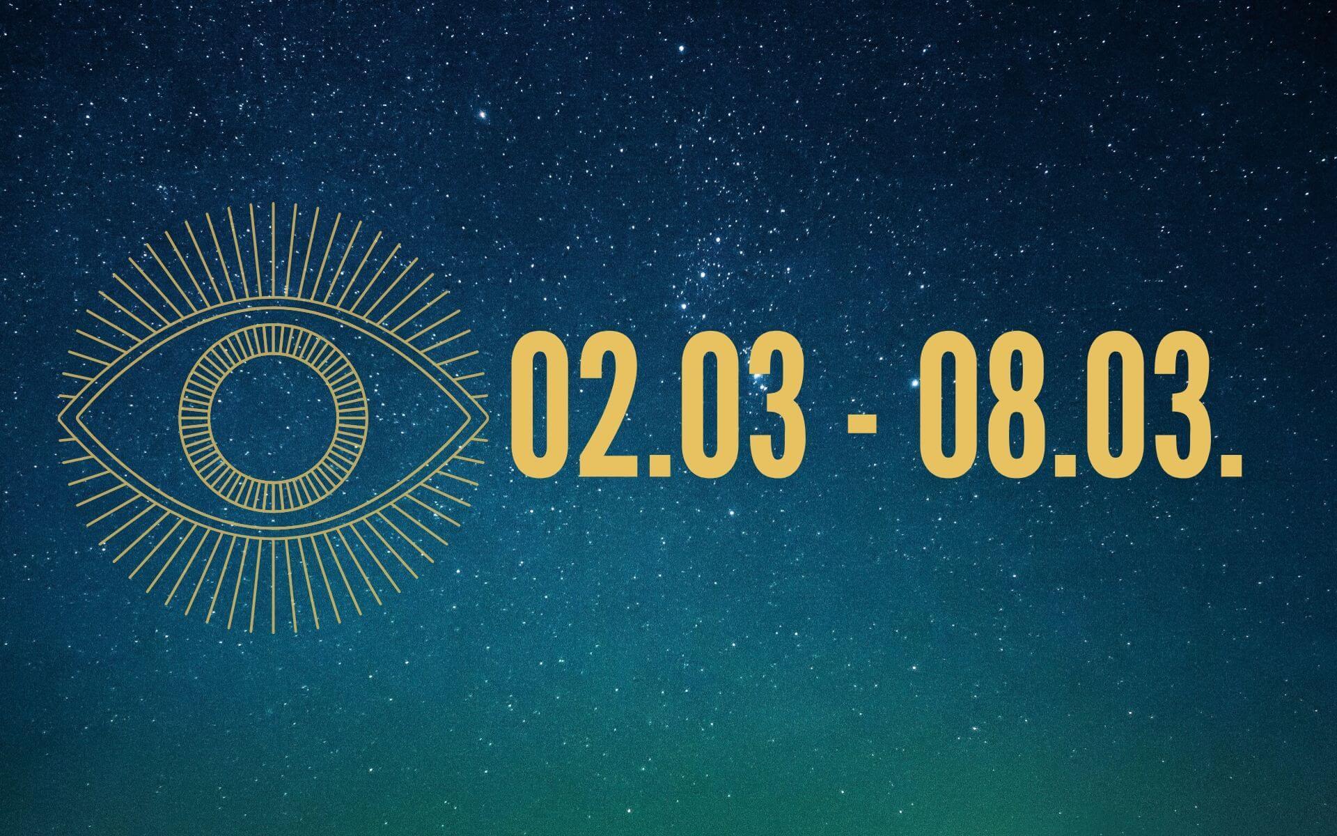 MILAs Liebeshoroskop 02.03. - 08.03. - Was erwartet dein Sternzeichen?