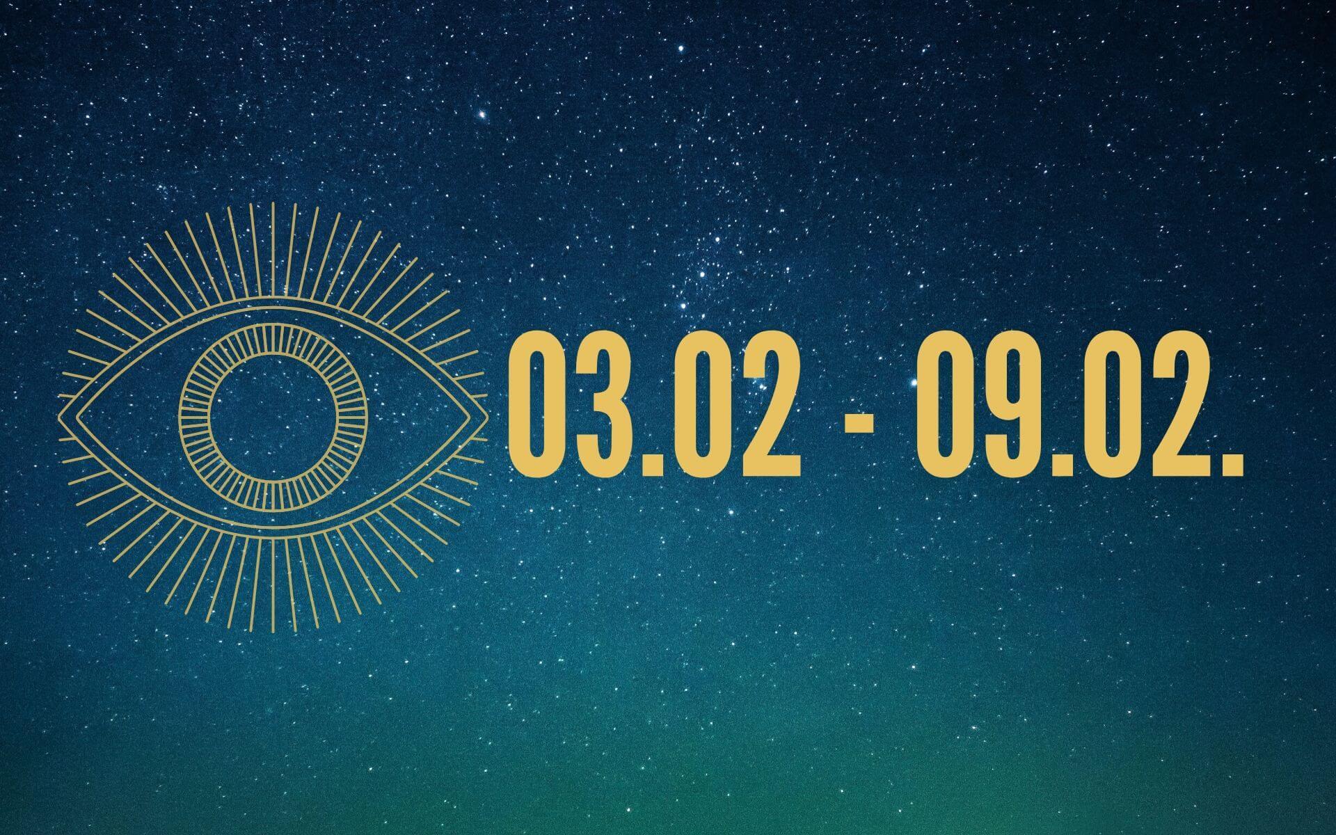 MILAs Liebeshoroskop 03.02. - 09.02. - Was erwartet dein Sternzeichen?
