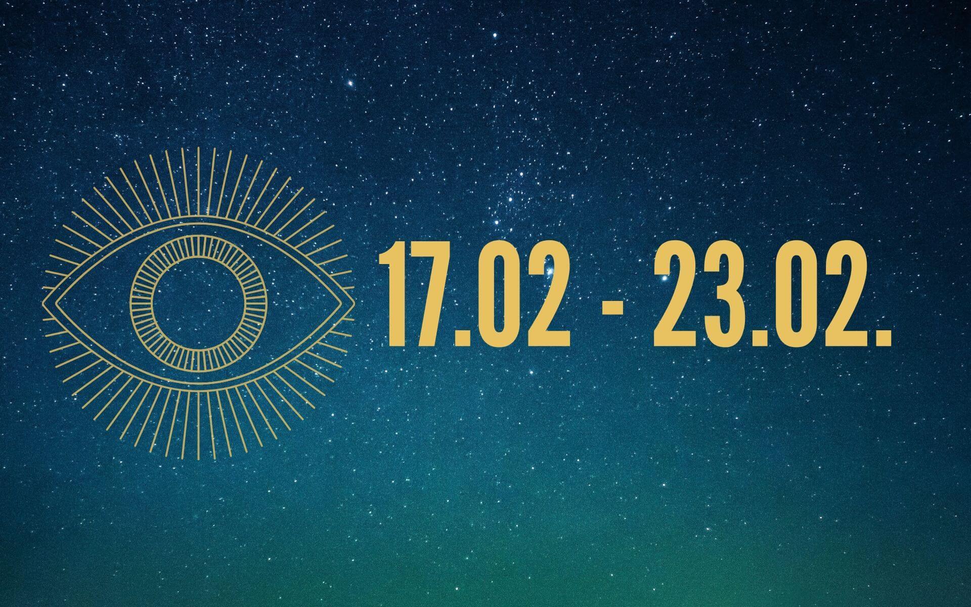MILAs Liebeshoroskop 17.02. - 23.02. - Was erwartet dein Sternzeichen?