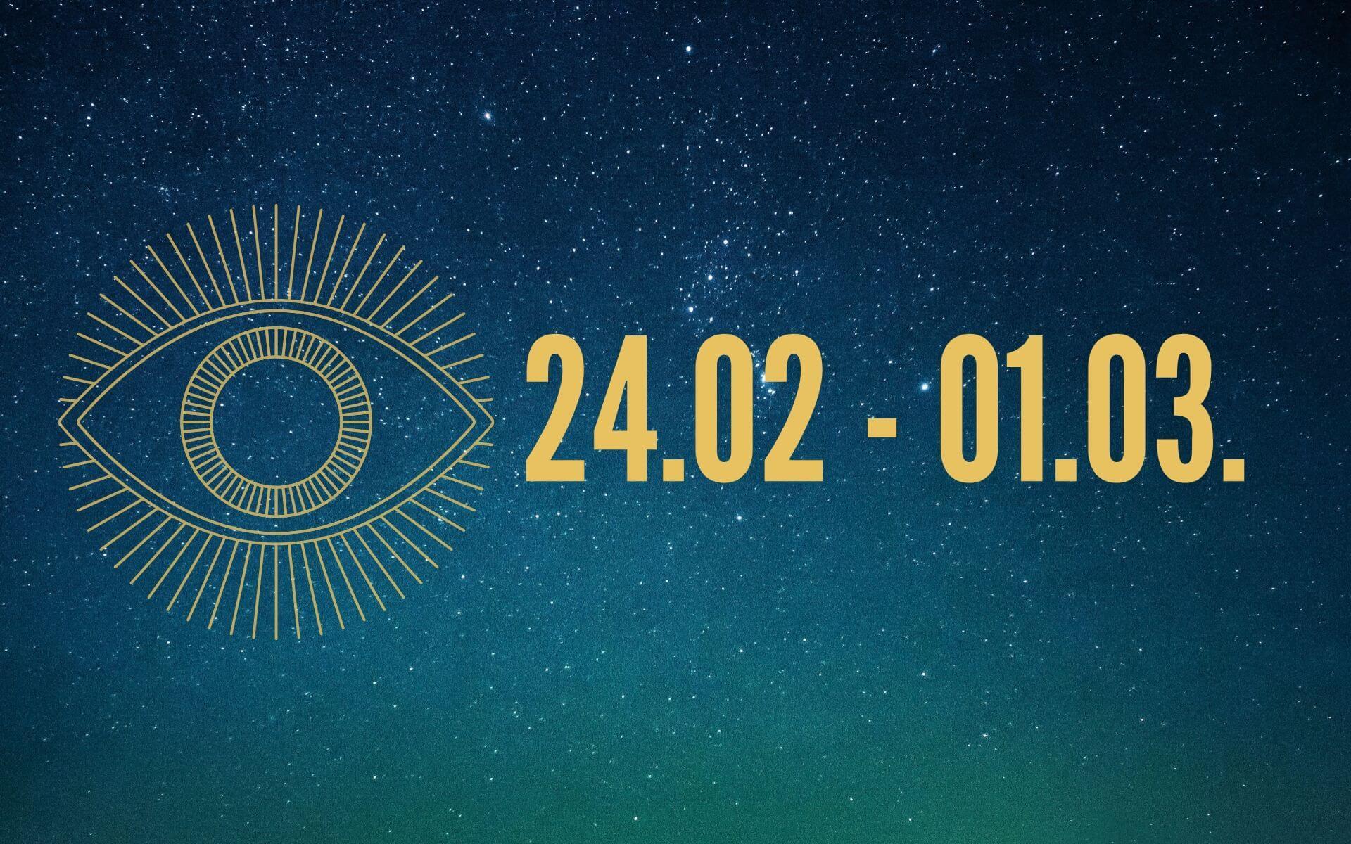 MILAs Liebeshoroskop 24.02. - 01.03. - Was erwartet dein Sternzeichen?
