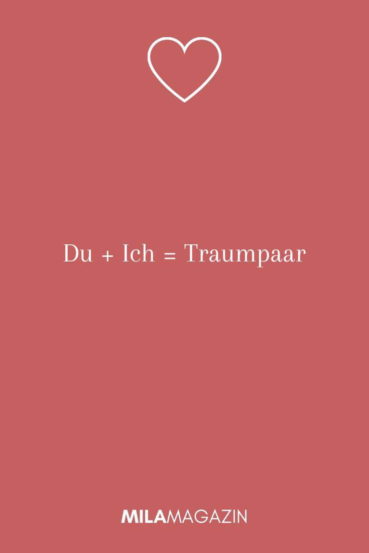 Du + Ich = Traumpaar