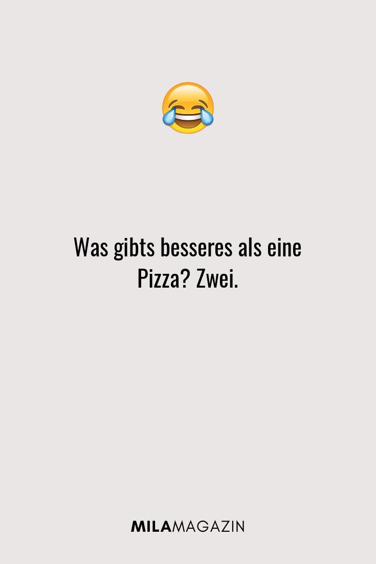 Was gibts besseres als eine Pizza? Zwei.