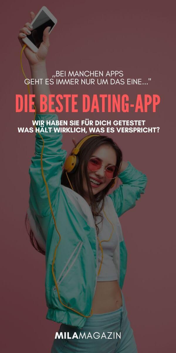 Was ist die beste Dating-App? - Wir haben es für dich getestet! | MILAMAGAZIN