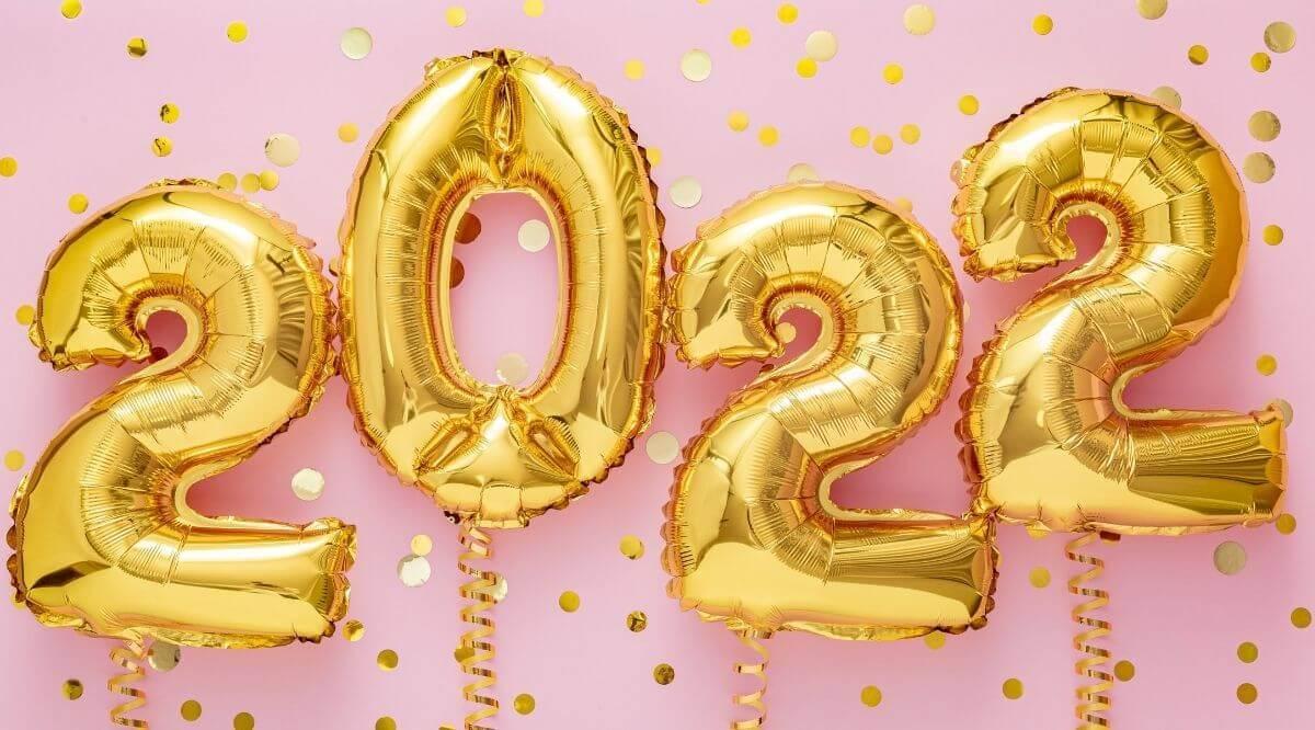 51 originelle Neujahrswünsche & -Zitate, um 2022 willkommen zu heißen!