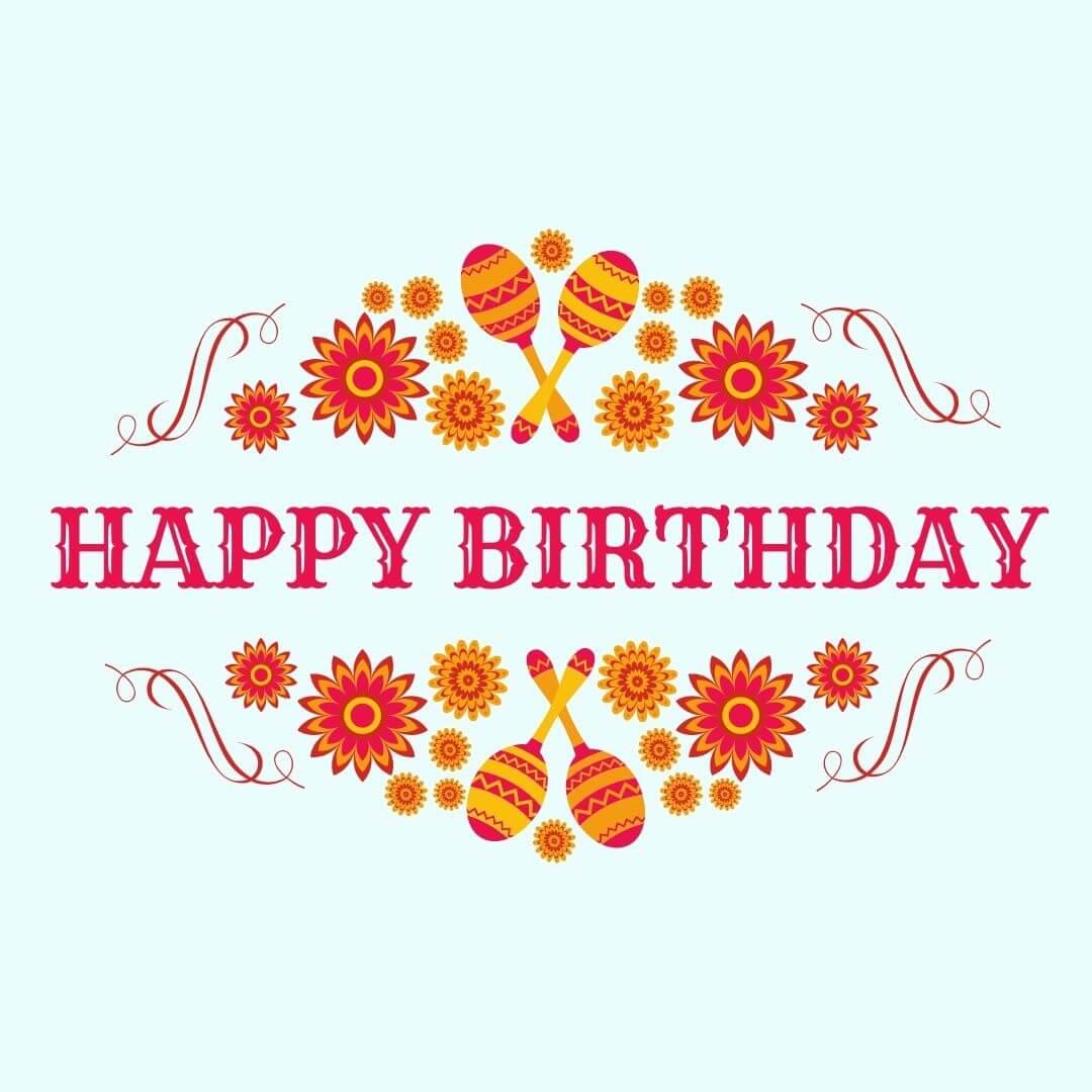 happy birthday WhatsApp Bild