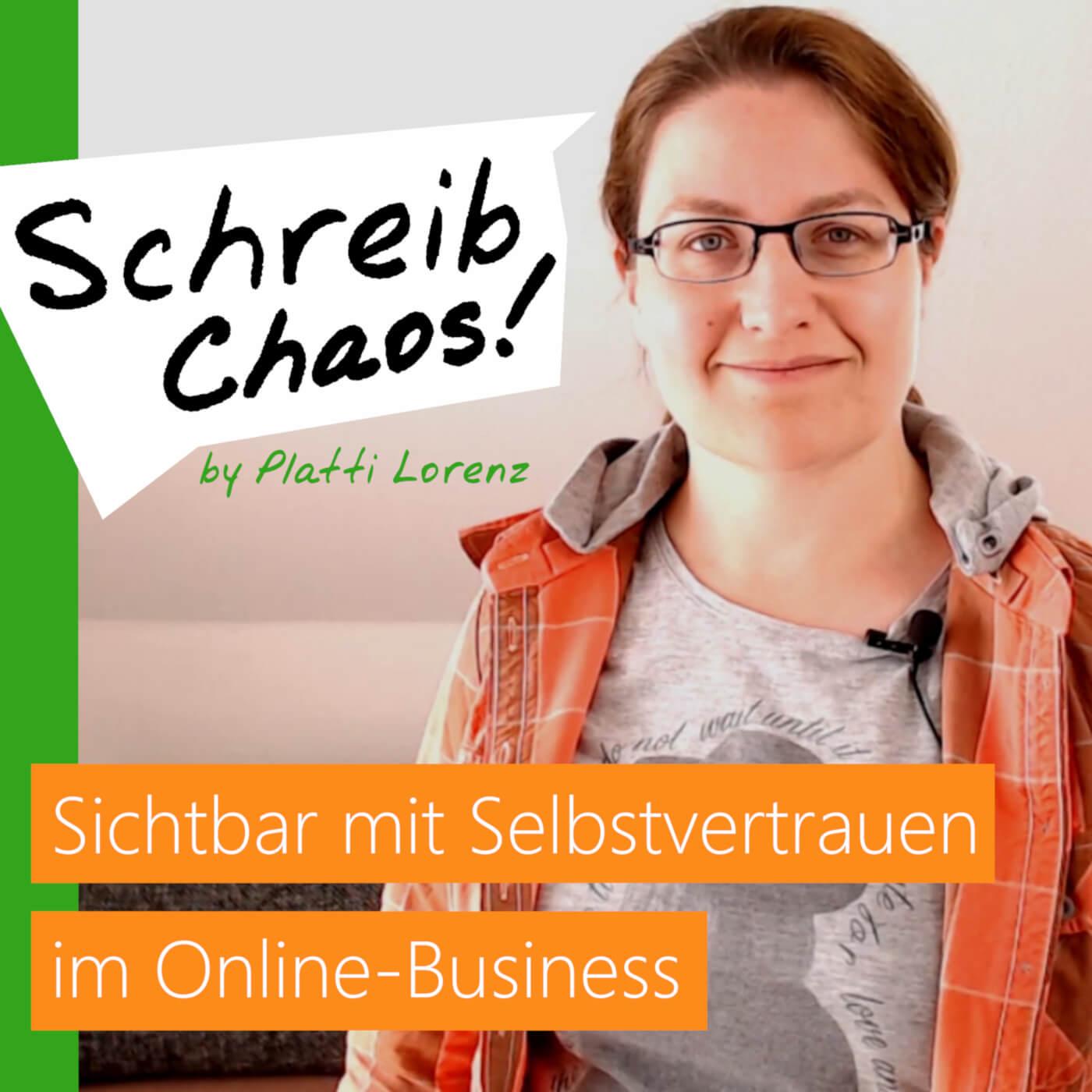 Schreib Chaos Podcast   strategisch schreiben im business   Logo 2020 07   1400x1400