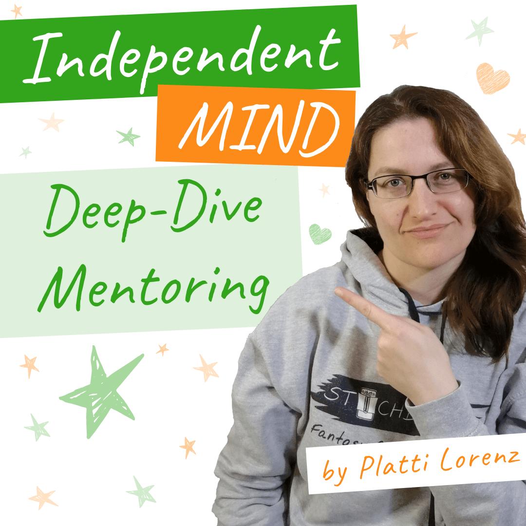 independent mind - mindset deepdive für persönliche unabhängigkeit mentoring programm