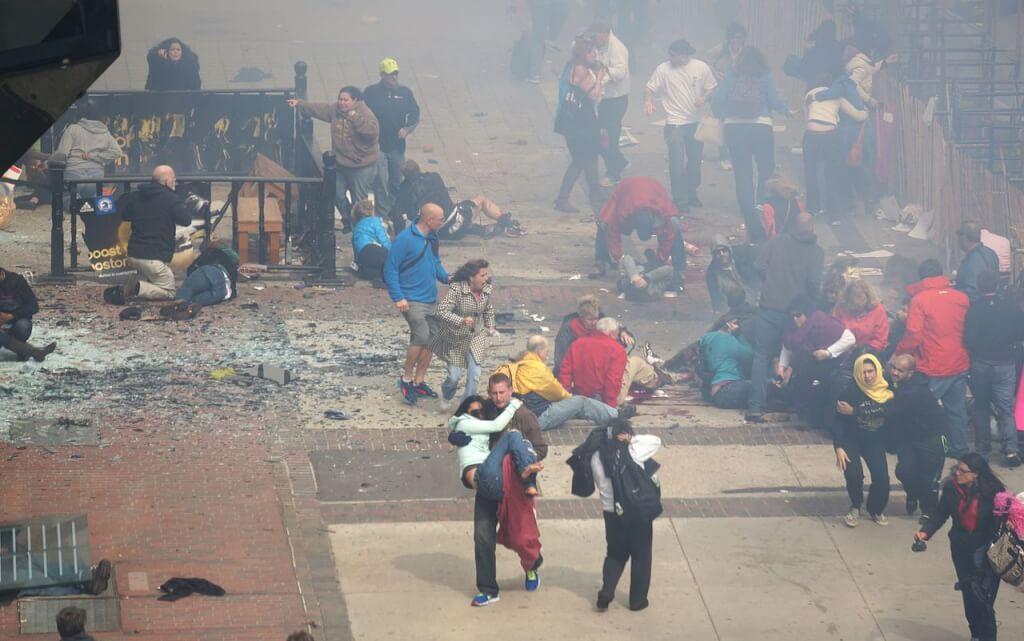 Verhalten bei Terroranschlägen (I): Sprengstoffanschlag