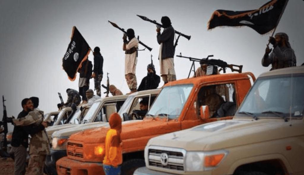 Was Dschihadisten antreibt: Business vs. Propaganda