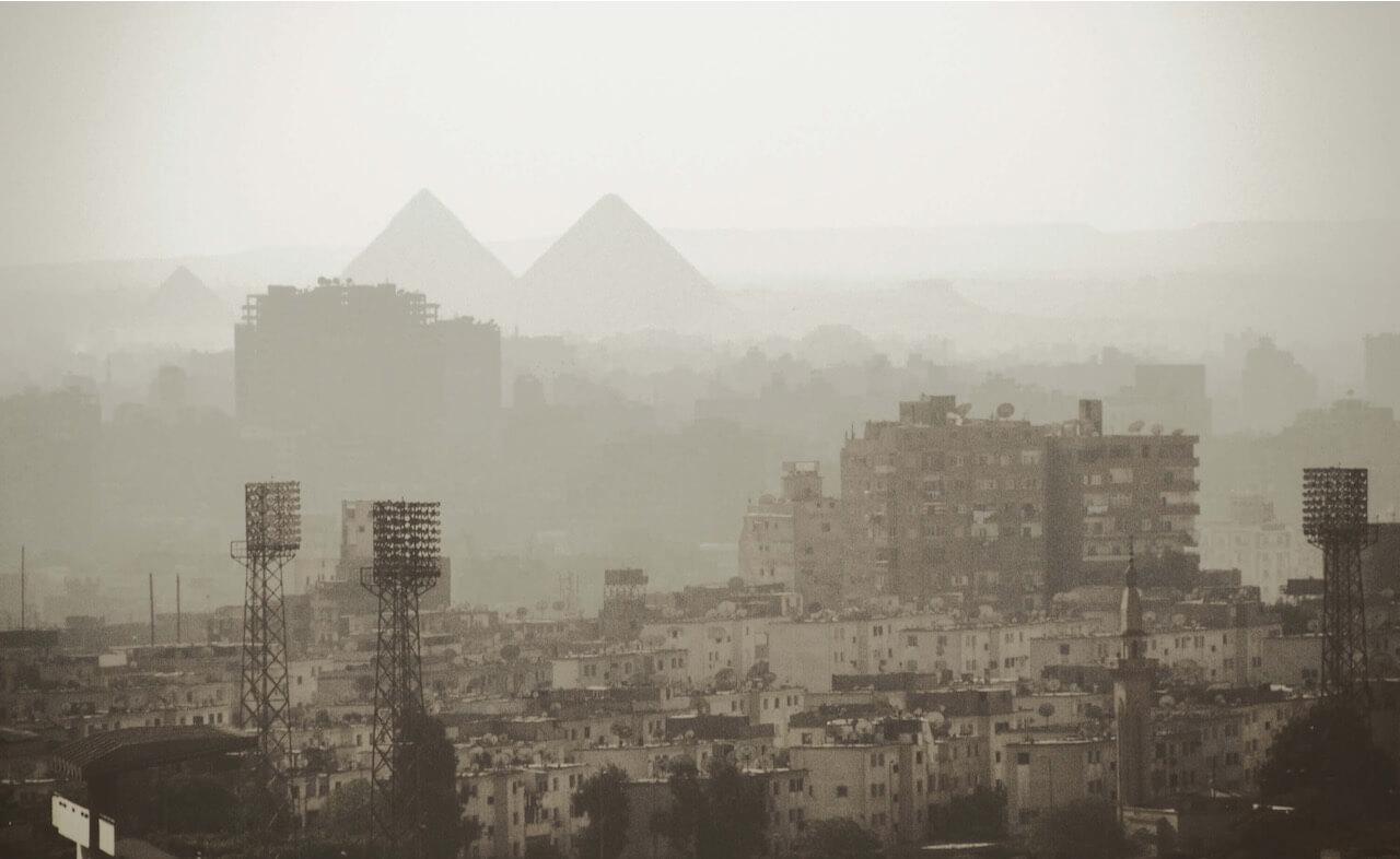 Kairo-Pyramiden
