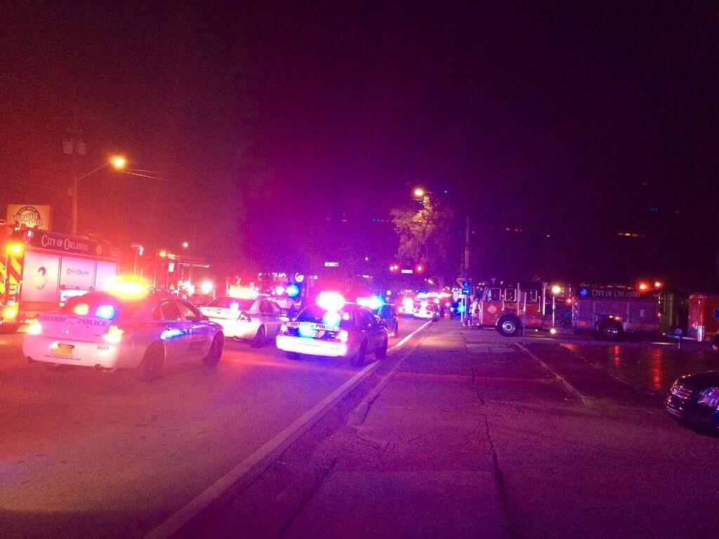 OODA-Loop Terroranschlag Active Shooter Pulse Nachtclub