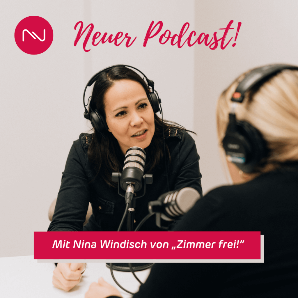 New Work Moms Podcast SelbstaendigeMuetter