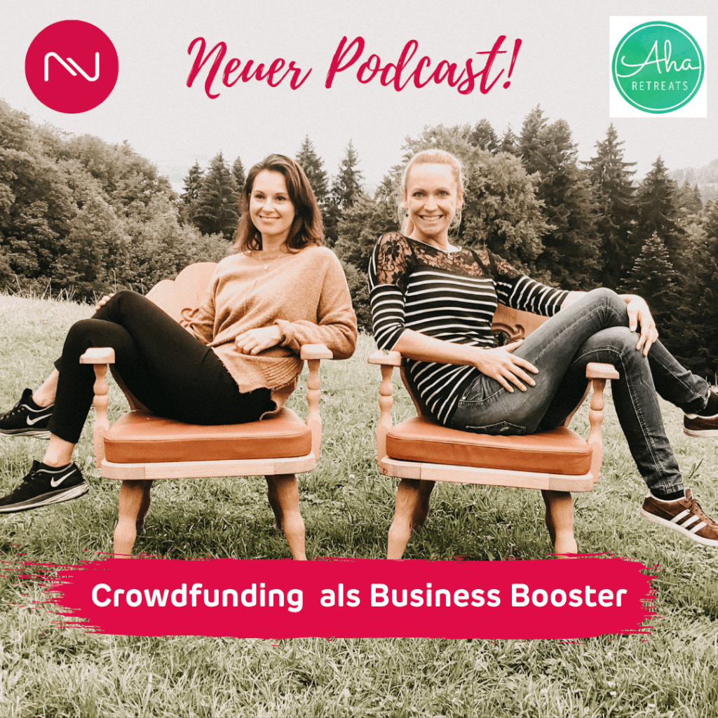 Neuer Podcast Crowdfunding 1