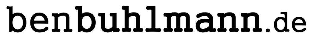 BenBuhlmann_Logo